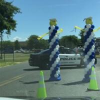 Saratoga Springs Highschool Graduation 2020